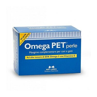 Omega Pet Recovery 120 Perle