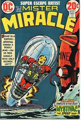 Mister Miracle # 12 VF/NM 9.0