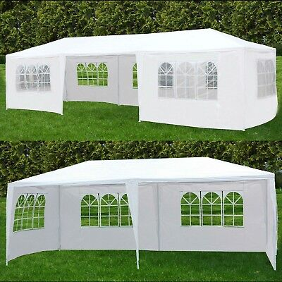 10'x30'/10'x20' Party Wedding Tent Outdoor Gazebo Canopy Pavilion Cater Event