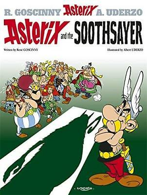 Asterix: Asterix and the Soothsayer by Rene Goscinny New Hardback Book