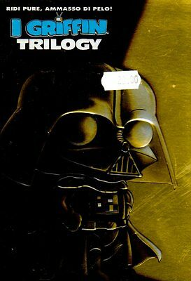 I Griffin. Trilogy. Star Wars Cofanetto Box 3 dvd
