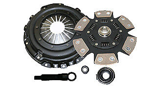 Competition Clutch Stage 4, 6 Pad Sprung Ceramic Kit Toyota 4AFE 3E 4AGE