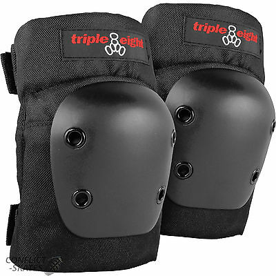"TRIPLE EIGHT ""Street"" Elbow Pads Roller Derby Skateboard Snowboard BMX XS S M L"