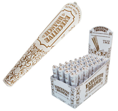 Executive Branch King Size - 1 Pack - PreRolled 3 Cone Per Pack Roll Snoop Dog