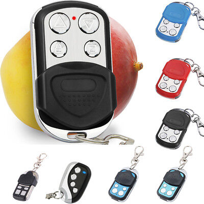 315/433MHz Remote Control Key Fob Clone for Electric Gate Garage Door New Stock