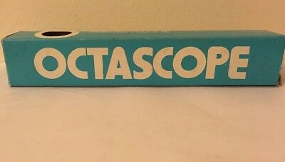 Octascope Vintage Boxed No.66 Made In Japan