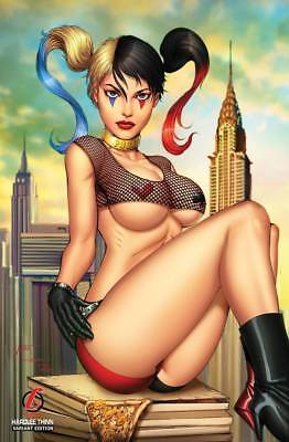 NYCC 2018 Hardlee Thinn #1 LTD 50 Angies Collectibles Exclusive EBAS Grimm NM @@