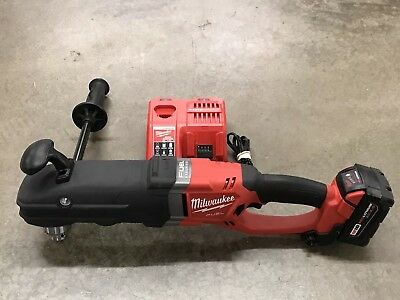 Milwaukee 2709-20 M18 Fuel Super Hawg Right Angle Drill 1/2""