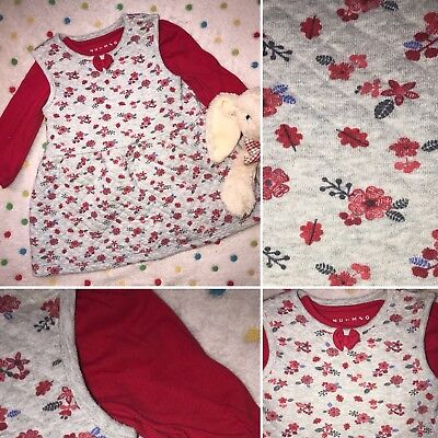 Baby Girl Dress Set 6-9 Months AUTUMN WINTER Great Condition ❤️