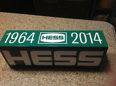 Hess 1964-2014 50th Anniversary Special Edition Truck