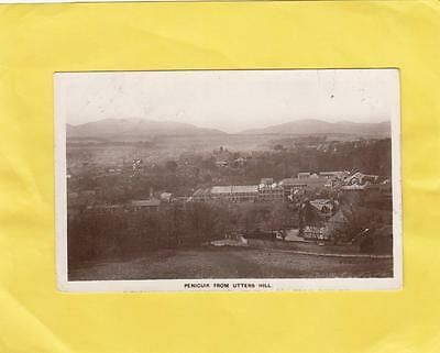 PENICUIK  from  UTTERS  HILL        EAST  LOTHIAN   ( 42d )