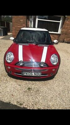 Mini Cooper r50 Automatic  immaculate condition