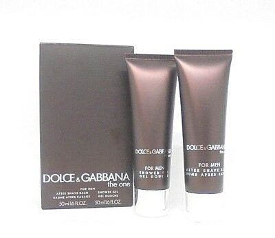 DOLCE   GABBANA The One 3 Piece Gift Set EDT Spray+Shower Gel+After ... e042786a466b