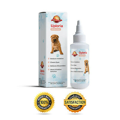 Pet Eye Drops For Conjunctivitis Caused By Allergies Or Foreign Bodies...