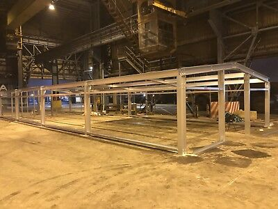 Pre Fabricated Steel Frame building,steel Shed,steel Workshop,garage