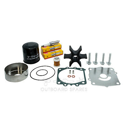 Yamaha Annual Service Kit for F115hp 4 Stroke Outboard