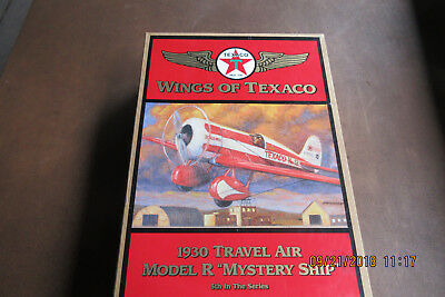 Wings Of Texaco 1930 Travel Air Model R  Mystery  Ship