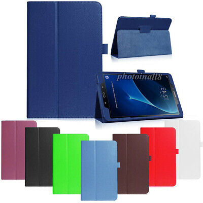 For Samsung Galaxy Tab A A6 7.0 (2016) SM-T280 T285 PU Leather Smart Case Cover
