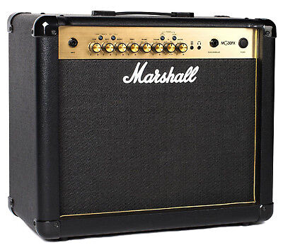 """Marshall MG30GFX Guitar Combo Amp 30W 1x10"""" Amplifier with Effects MG-30 GFX"""
