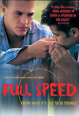 Full Speed (DVD) RESEALED LIKE NEW IN EXCELLENT CONDITION SHIPS WITH CASE