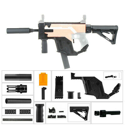 Worker Mod Kriss Vector Kits Imitation Kit Combo 13 Items B for Nerf STRYFE Toy