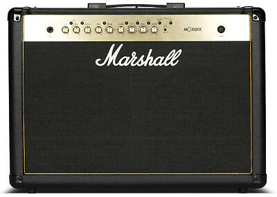 """Marshall MG102GFX Guitar Combo Amp 100W 2x12"""" Amplifier with Effects MG-102 GFX"""