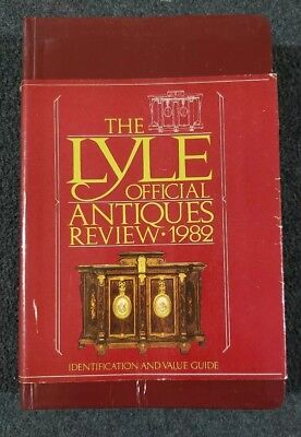The Lyle Official Antiques Review 1982