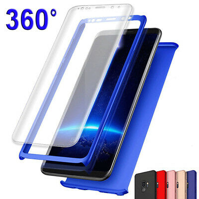 360 Full Protective Phone Case Cover For Samsung Galaxy Note 9 /S6 S7 Edge S8 S9