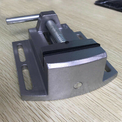 Aluminum Alloy Compound Worktable Bench Drilling Milling Vise Working Table