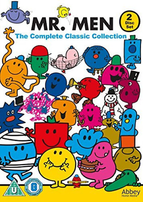 Mr Men:Complete Classic Collection DVD NUOVO