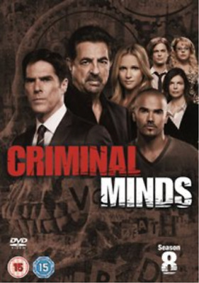 Shemar Moore, Matthew Gray ...-Criminal Minds: Season 8 DVD NEUF
