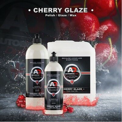 AUTOBRITE Cherry Glaze Paint Polish & Protectant Ultimate paintwork protection M