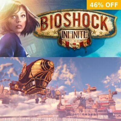 BioShock Infinite - PC WINDOWS MAC LINUX - Steam