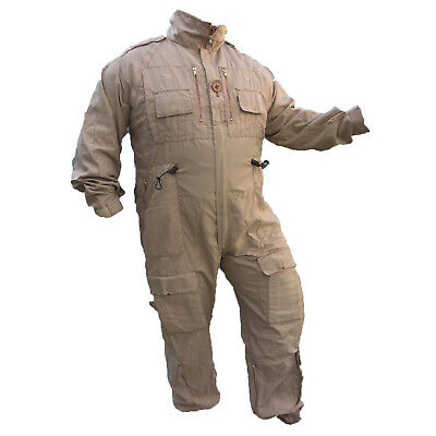 AFV Crewman Flying Suit FR Flame Retardant British RAF Surplus Coveralls Overall