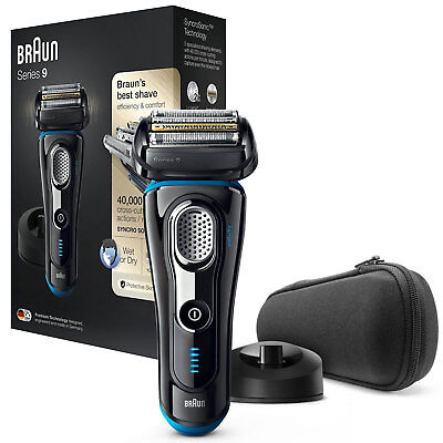 Braun Series 9 Mens Cordless Wet & Dry Rechargeable Electric Foil Shaver - 9240s