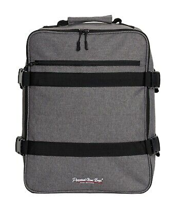 One Size Fits Most Personal Item Bag Carry On Bag Backpack duffel 17 x 13 x 8