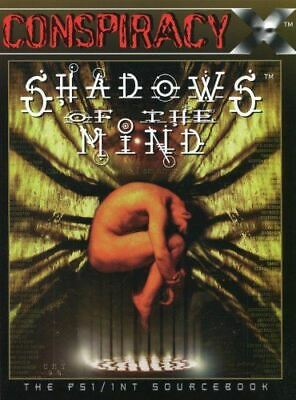 Conspiracy X: Shadows of the Mind Schmid, Justin