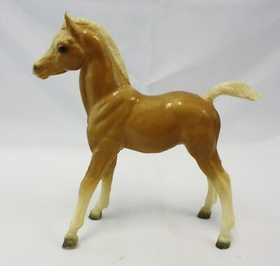 Vintage BREYER Molding Company Toy Standing Colt Pony Foal Horse Figure
