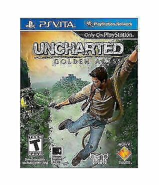 PlayStation Vita : Uncharted: Golden Abyss VideoGames