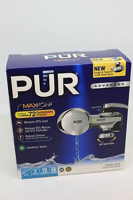 PUR Maxion Faucet Filtration System, New!