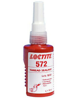 Loctite 572 50Ml Methacrylate Thread Sealant Henkel Threadlocker 229360
