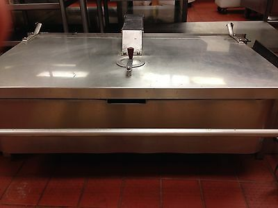 Groen Mw/Fpc-4 Mw / Fpc-4 Tilt Skillet Braising Pan - Great Deal - Fast Ship