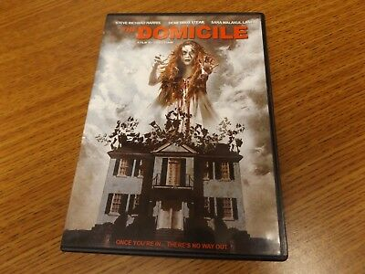 The Domicile (DVD, 2017) Tested