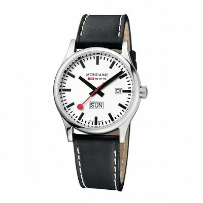 Mondaine Men's Watch Mon Sport I Day Up-To-Date A667.30308.16SBB