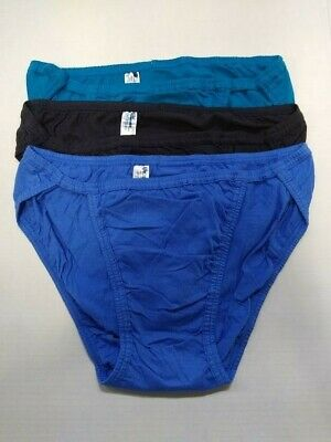 791b799f8 Life by Jockey Men s String Bikini 100% Cotton 3 pack Assorted Colors