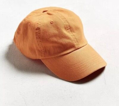 cc9b4fe6c14 NEW URBAN STUSSY Orange Lion Strapback Hat Baseball Cap -  24.99 ...