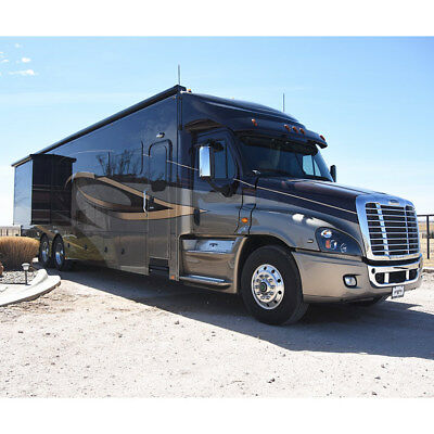 2016 Renegade XL4534RF 45' Motor Coach with Bath & A Half, All Electric