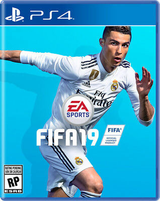 FIFA 19 for PlayStation 4 [New PS4]