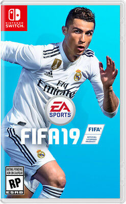 FIFA 19 for Nintendo Switch [New Switch]
