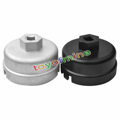 Oil Filter Aluminum Cup Wrench for Toyota Prius Corolla Rav4 Auris